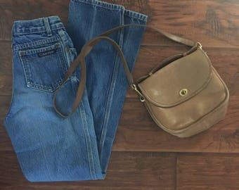 Vintage Calvin Klein 80s Jeans High Waisted CK Denim Jeans XS