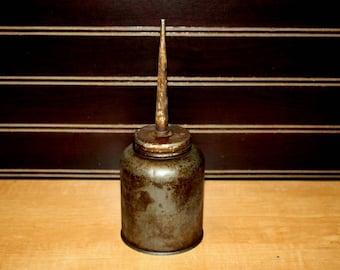 Vintage Eagle Oil Can - item #2782