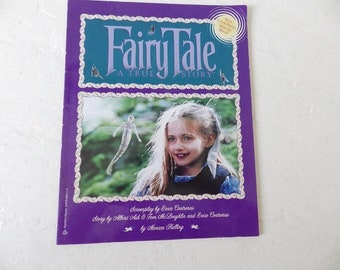 "Story about the Cottingley Glen Fairies. Based on true story and on the movie, ""Fairy Tale"", 1997"