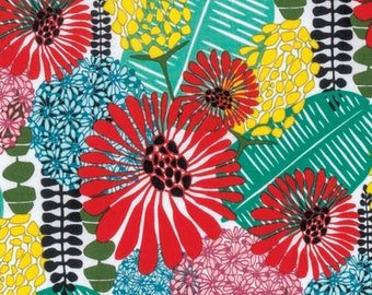 Bunches in Rosa  - POSY by Amy Reber - Free Spirit Fabrics - By the Yard