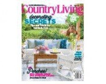 Country Living 2-Year Magazine Subscription (20 Issues)