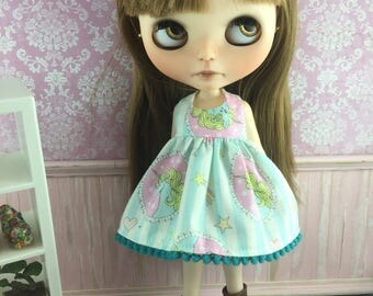 Blythe Dress - Little Unicorn