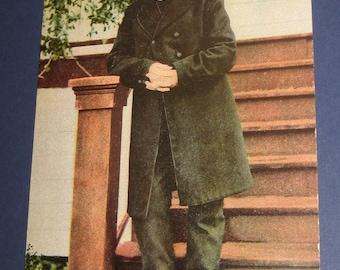 Rev. Wm. Duncan Founder Native Mission Metlakatla Alaska  W.H. Case 332 Postcard Early 1900s