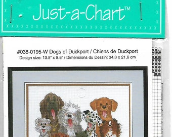 Dogs of Duckport Janlynn's Just-A-Chart