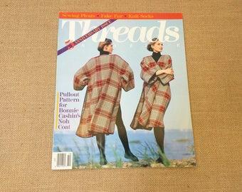 Threads Magazine October November 1990 Back Issue Number 31