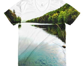 Winnisook Lake -  Women's Tshirt