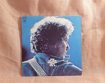 BOB DYLAN - Bob Dylan's Greatest Hits Vol. II - 1971 Vintage Vinyl 2 lp Gatefold Record Album