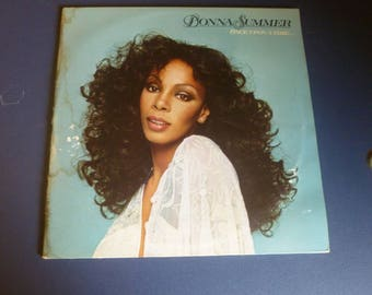 Donna Summer Once Upon A Time Vinyl Record LP NBLP 7078 Double Record Set Casablanca Records 1977