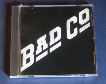Bad Company CD 92441-2 Swan Song 1974