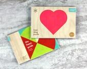 Heart Tangram Puzzle