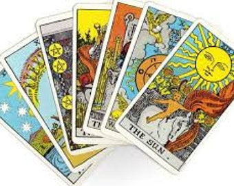 Tarot Reading - 1 hour