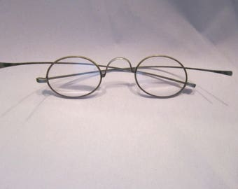 antique wire eyeglasses glasses spectacles vintage eyeglasses