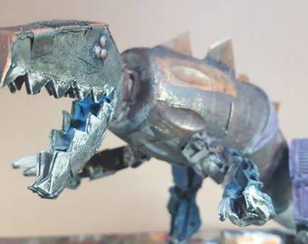 Assemblage dinosaur