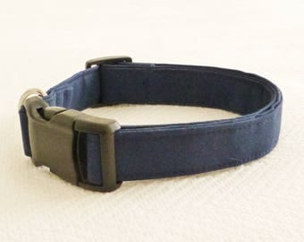 Dog Collar Solid, Solid Dog Collar, Solid Pet Collar, Solid Color Pet Collar, Solid Color Dog Collars, Blue Dog Collar, Pet Collar