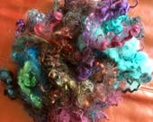 Reserved for Bonita - Mohair Locks 1 1/4 oz