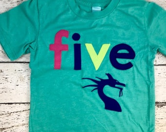 Dragon shirt, dragon party shirt, dragon shirt for kids, dragon birthday shirt, dragon tee, dragon birthday party