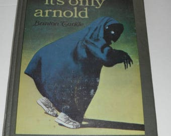 It's Only Arnold by Brinton Turkle Vintage Ex-library Book 1973