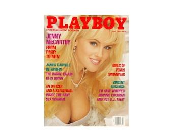 Playboy Magazine - Vintage July 1996