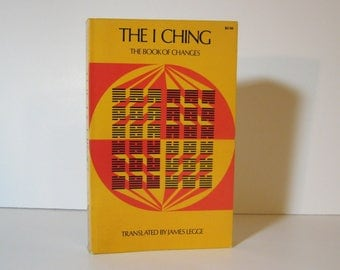 I Ching Book of Changes James Legge Translation Five Classics Confucianism Taoism Chinese Philosophy Dover Paperback Edition Vintage Book