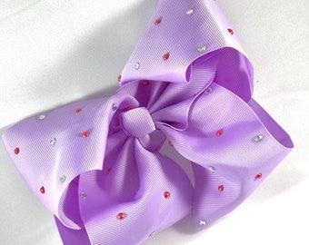 Jojo Siwa Bow - Big Lilac Bow