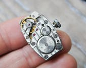ZVEZDA Vintage Soviet Russian wrist watch movement.