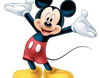 Reservado Para Yendi, Sign De Bienvenido Tema Mickey