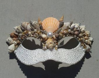 Owl Motif shell Mask