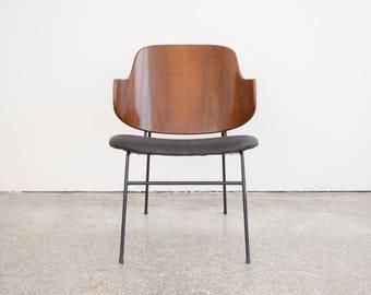 Mid Century Ib Kofod-Larsen Penguin Chair