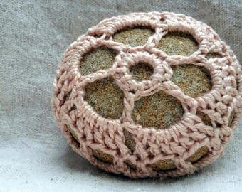 Crochet Stone from Tennessee