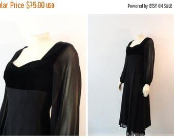 60% OFF SALE Vintage Dress Laura Ashley Dress