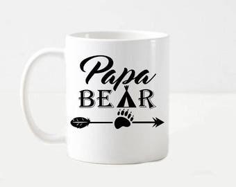 Papa Bear Etsy