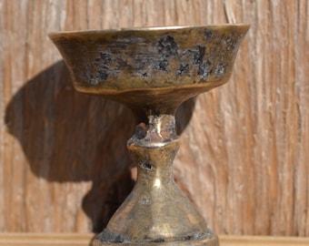 Vintage Tibetan butter lamp  BT119
