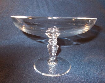 Baccarat Crystal Compote