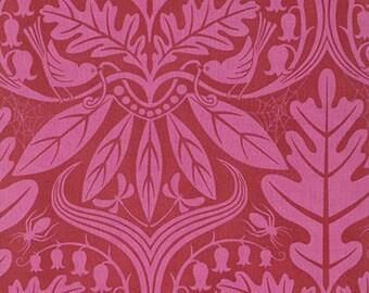 Jane Sassaman Cool Breeze Plaid - Pink | Fabric Spark