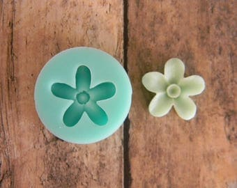 Silicone Flexible Mold- Flower