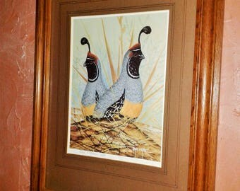 ORIGINAL painting by ROGER FLYTHE 1978 signed with personal  note