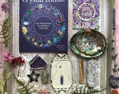 BE KIND // JUNE Box // crystals for beginners // reiki // chakras // zen gift basket
