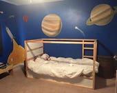 Space Mural, Canvas Mural...