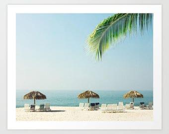 SALE Beach prints, beach photography, beach wall art, beach print, beach art, beach canvas, beach canvas art, large art, large wall art,