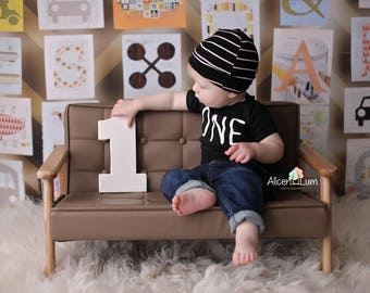 BOY CAKE SMASH Outfit, Boy 1st Birthday Outfit, Cake Smash Set, Cake Smash Outfit Boy, Cake Smash Boy, Onesie and hat, Onesie and beanie boy
