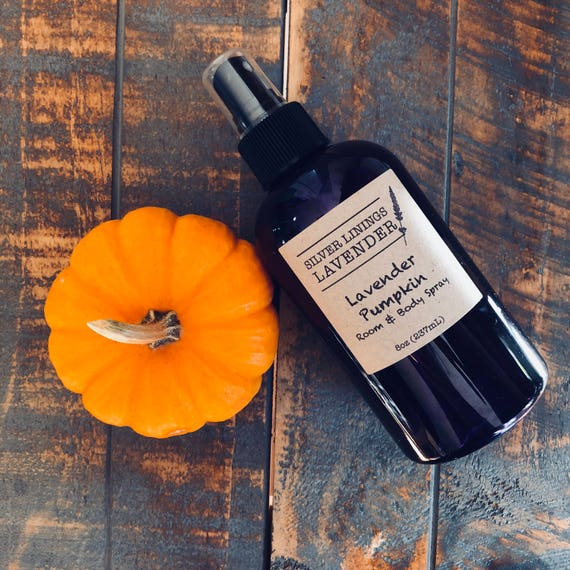 Lavender & Pumpkin - Room and Body Spray