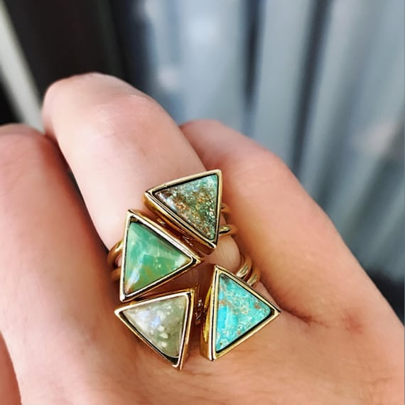Turquoise rings, boho jewelry, birthstone jewelry, December birthstone, birthstone rings, turquoise jewelry, boho jewelry