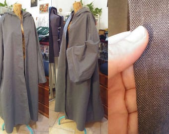 READY FOR SHIPPING Star Wars Jedi robe Gray