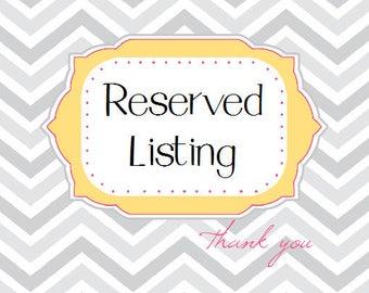 Reserved Lising for cheinsohn27