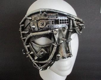 Steampunk Mask for male or female!