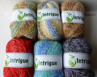 Yarn Sale  - Intrigue by Treisur Yarn