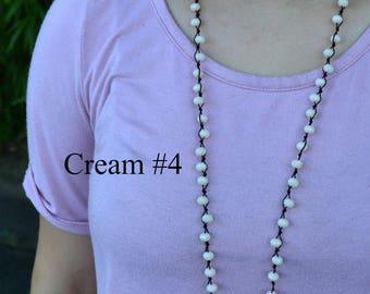 "SALE 17"" Peyton   Cream #1"