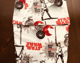 Star Wars swaddle infant wrap!