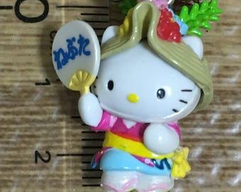 Sanrio Hello Kitty Key chain Aomori Nebuta
