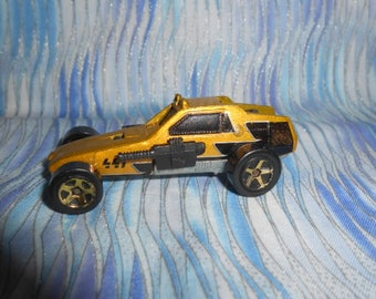 1982 Hot Wheels Mattel Hot Rod 447 Gold